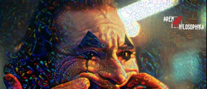 Deep Dream Joker Fleck