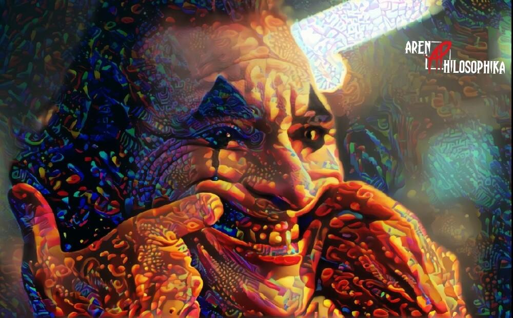 Deep Dream Joker Fleck