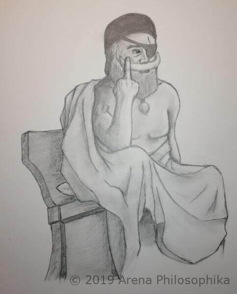 Socrate di Man Of Pong