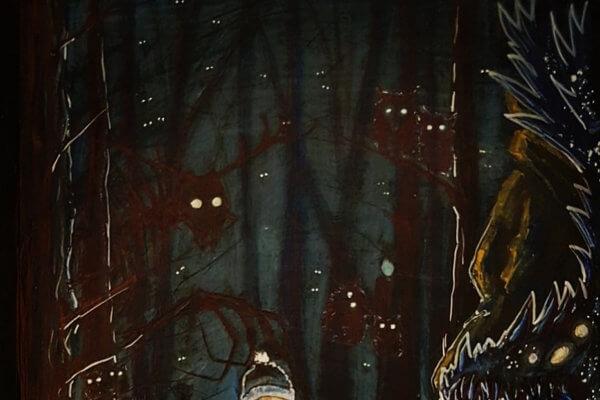 L'oscuro compagno