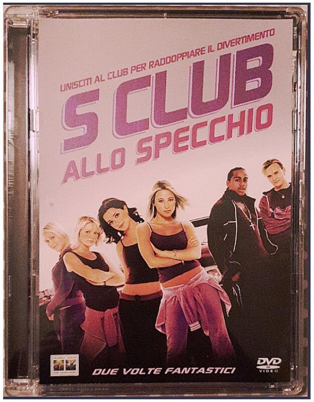 S-Club-dvd