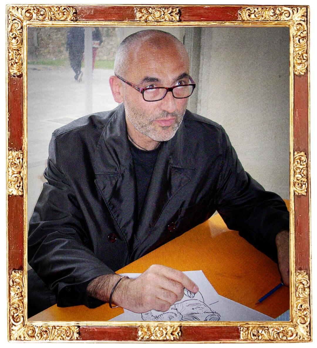 Gino Vercelli - cornice