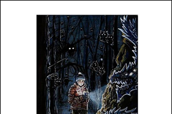 L'oscuro compagno, libro