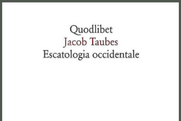 Taubes-Escatologia