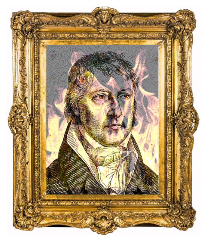 Hegel o della distruzione