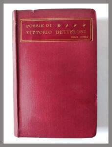 Poesie di Vittorio Betteloni