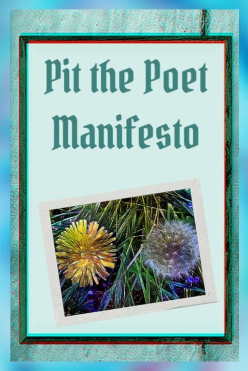 Manifesto di Pit the Poet