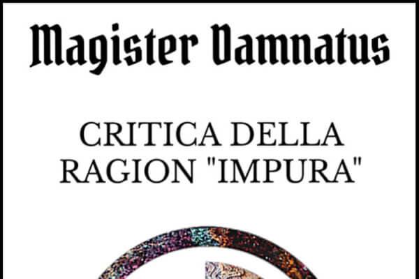 """CRITICA DELLA RAGION """"IMPURA"""""""