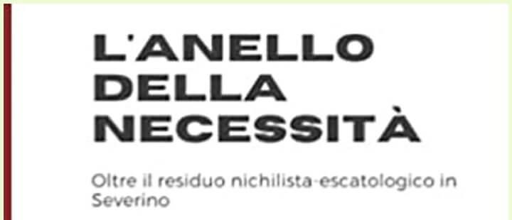 L'anello della necessità - Alessandro Biasin